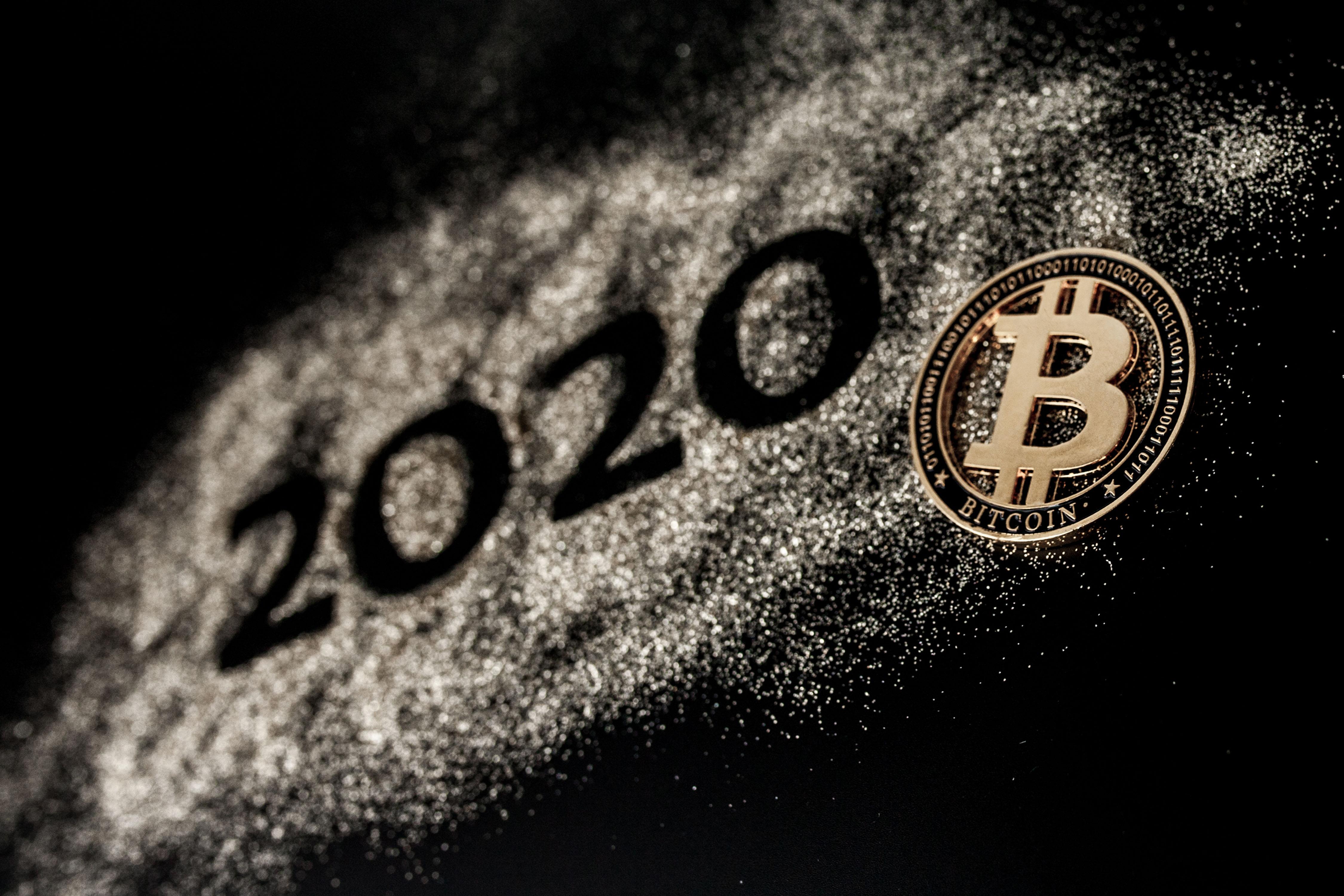 بیت کوین در سال 2020
