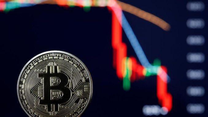 قیمت بیت کوین بار دیگر سقوط را تجربه می کند
