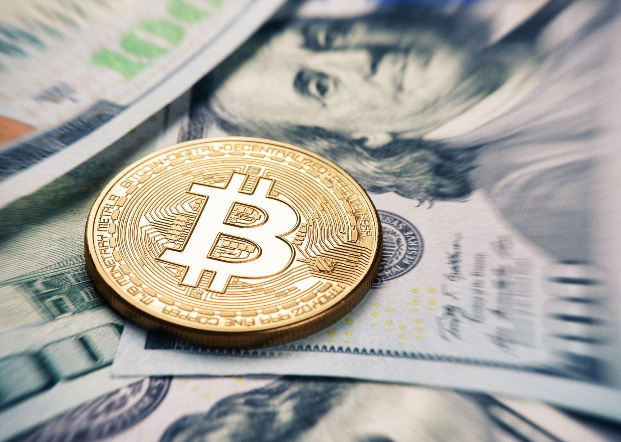 دلار ، طلا و بیت کوین ، افزایش شاخص دلار کاهش قیمت بیت کوین