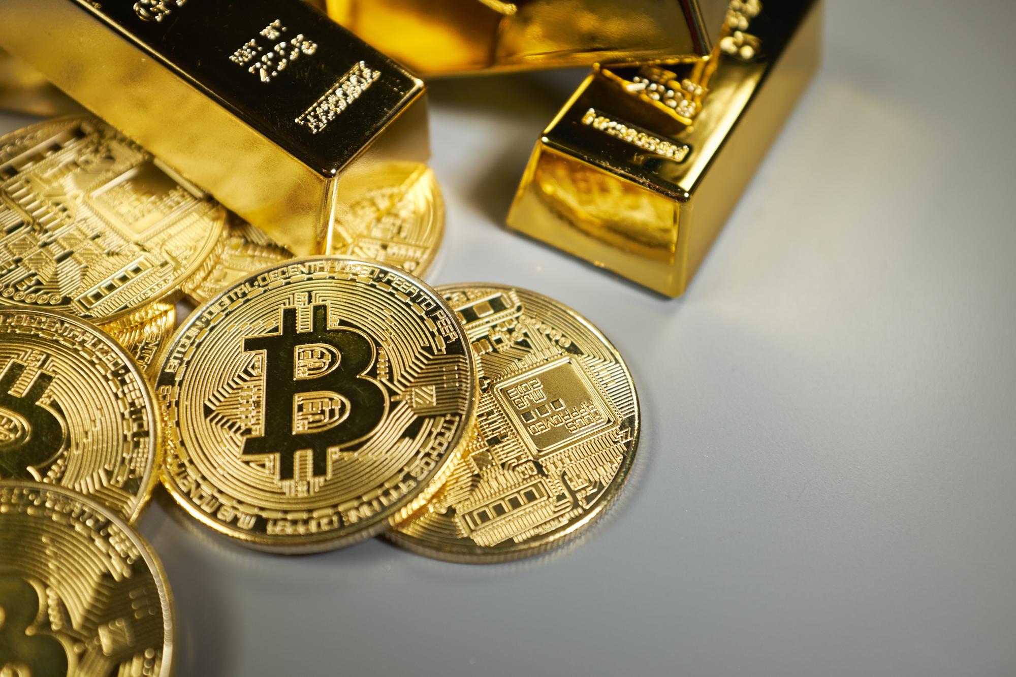 طلا و بیت کوین با همبستگی قیمت رکورد زدند.فرهاد اکسچنج