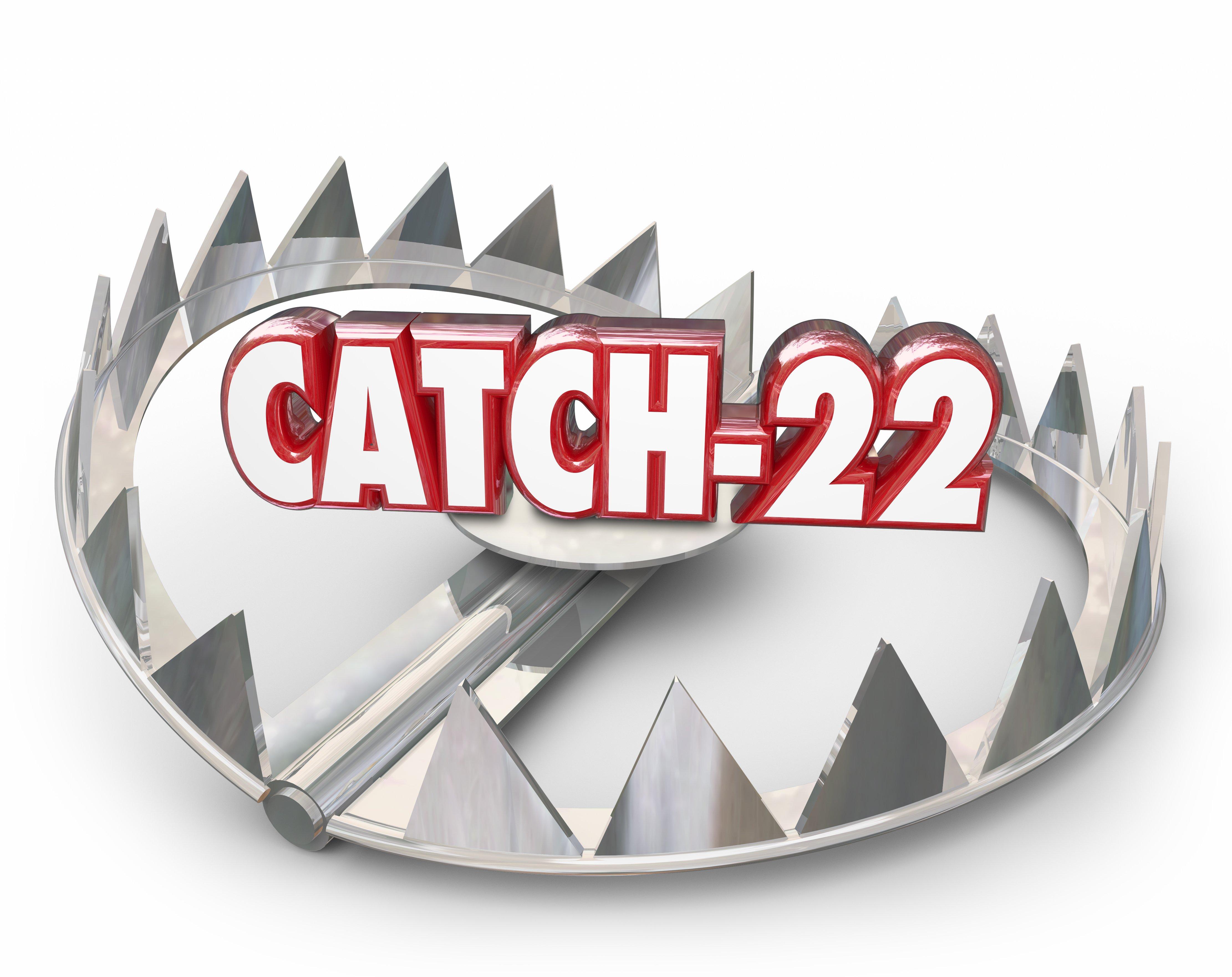 فرهاد اکسچنج فرهاد مقدم سلیمیcatch22 چیست؟