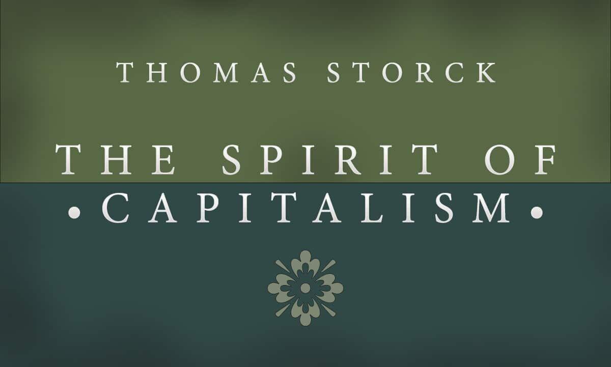 منظور از روحیه سرمایه داری چیست ؟ فرهاد مقدم سلیمی