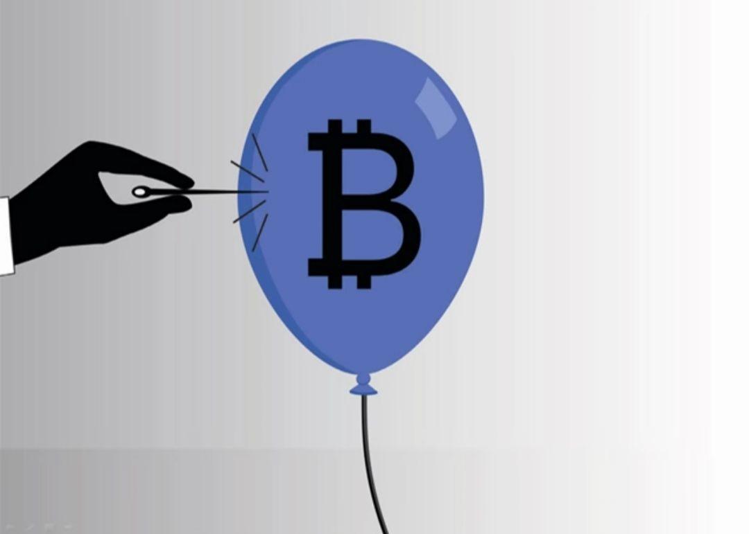 فرهاد اکسچنج و تحلیل بنیادی بازار سرمایه توسط فرهاد مقدم سلیمی مورد سوم یعنی پنداشتن این که بیت کوین همانند یک حباب است یا خیر؟