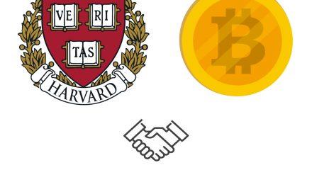هاروارد و خیریه بیت کوینی آن!!