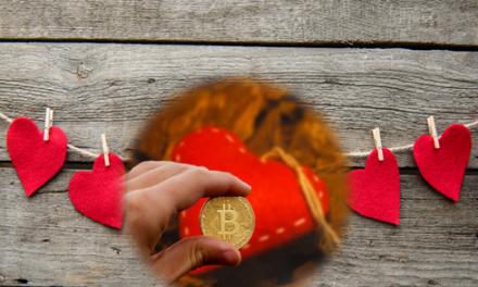 روز عشق همراه با 50 هزار دلاری شدن بیت کوین!!